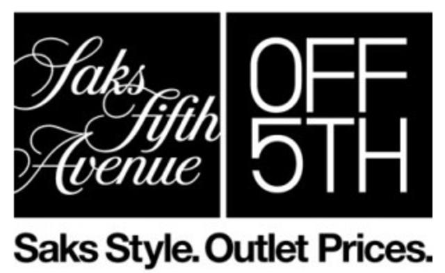 on sale 7d264 b5b57 Saks Off 5th Designer Sale