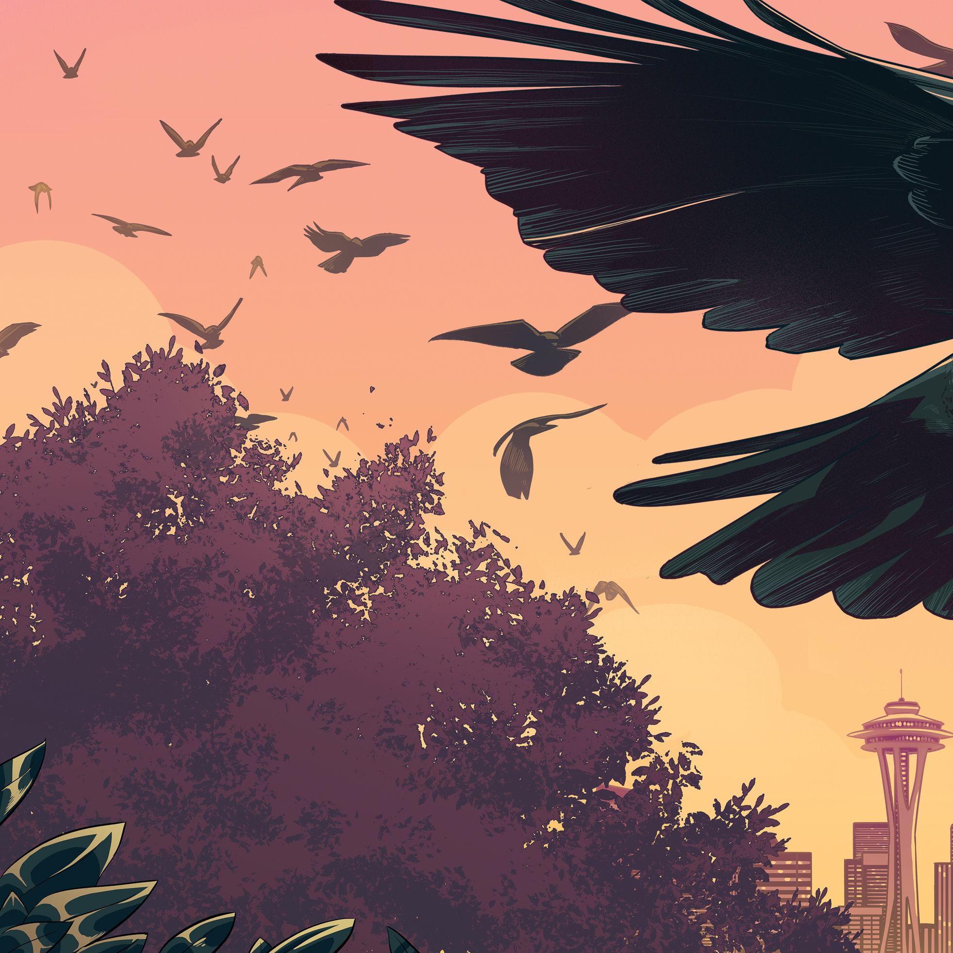 Crows zz1rl1