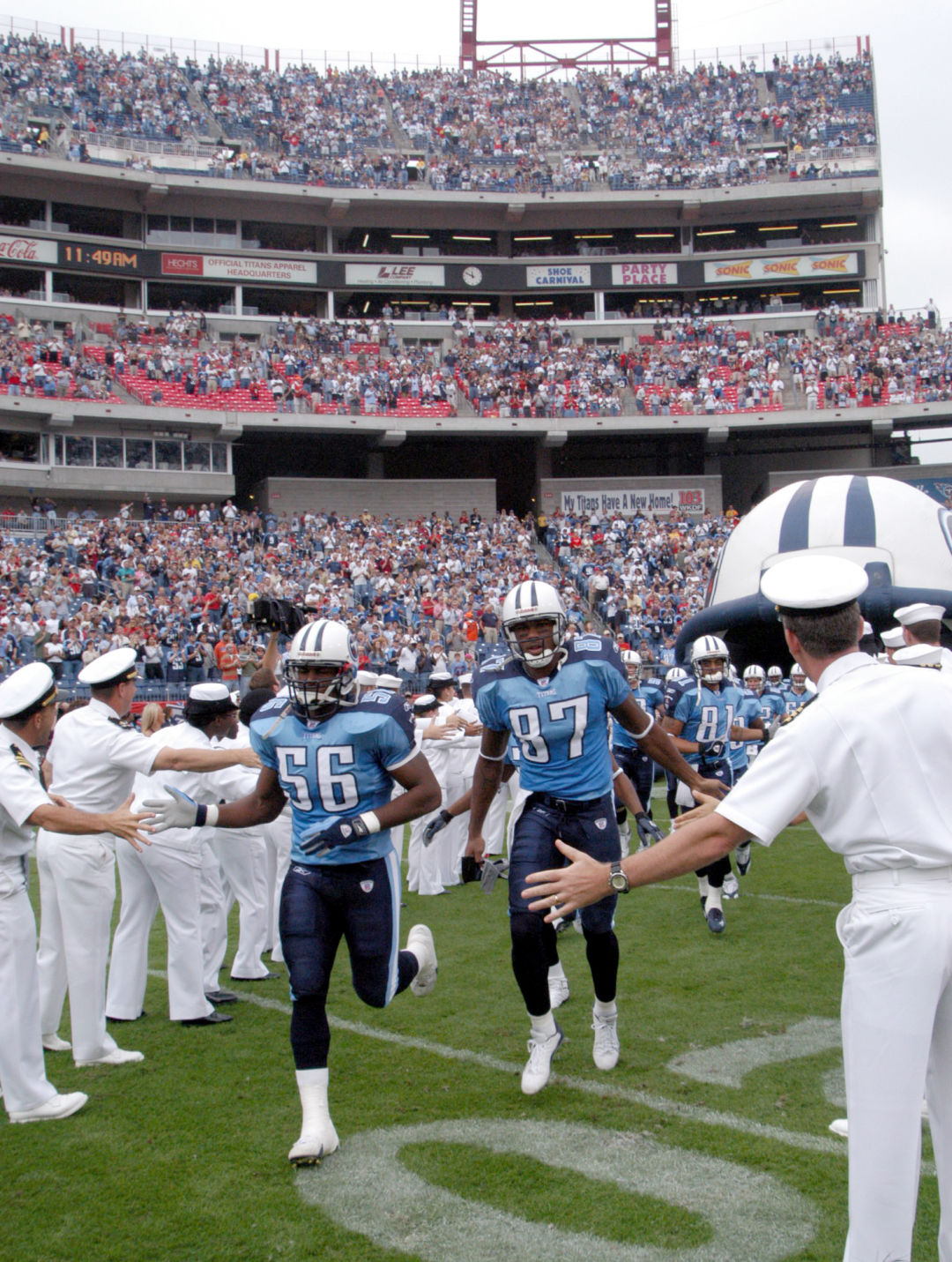 Tennessee titans a2xsly