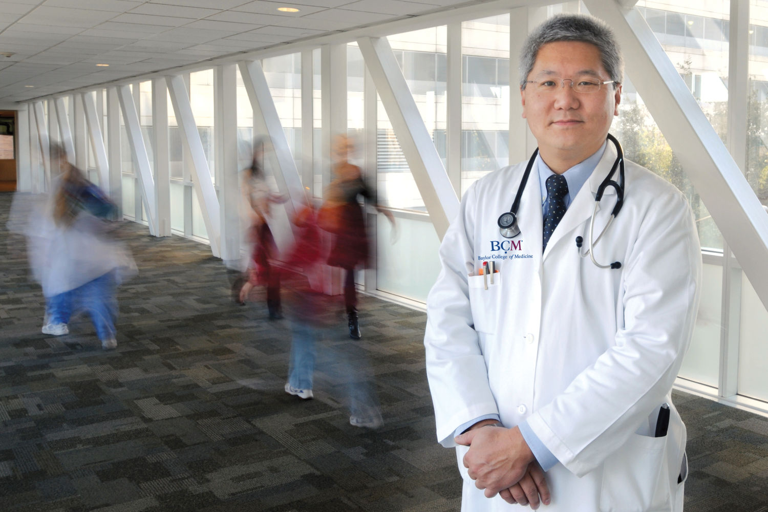 These Houston Doctors Seek to Diagnose the Previously Un