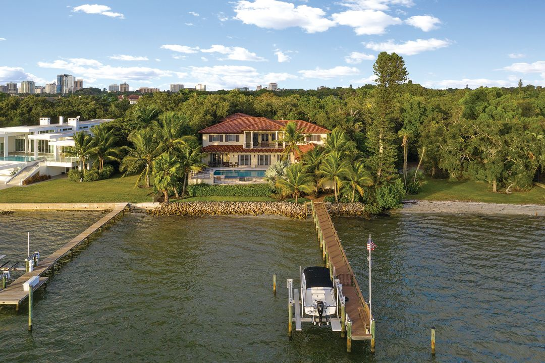 The Butlers' Harbor Acres home, which they bought after winning $218 million in the lottery.