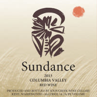 Soos creek sundance red wine 2013 mwkbut