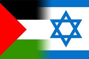 Israel palestine flag cs7ejp