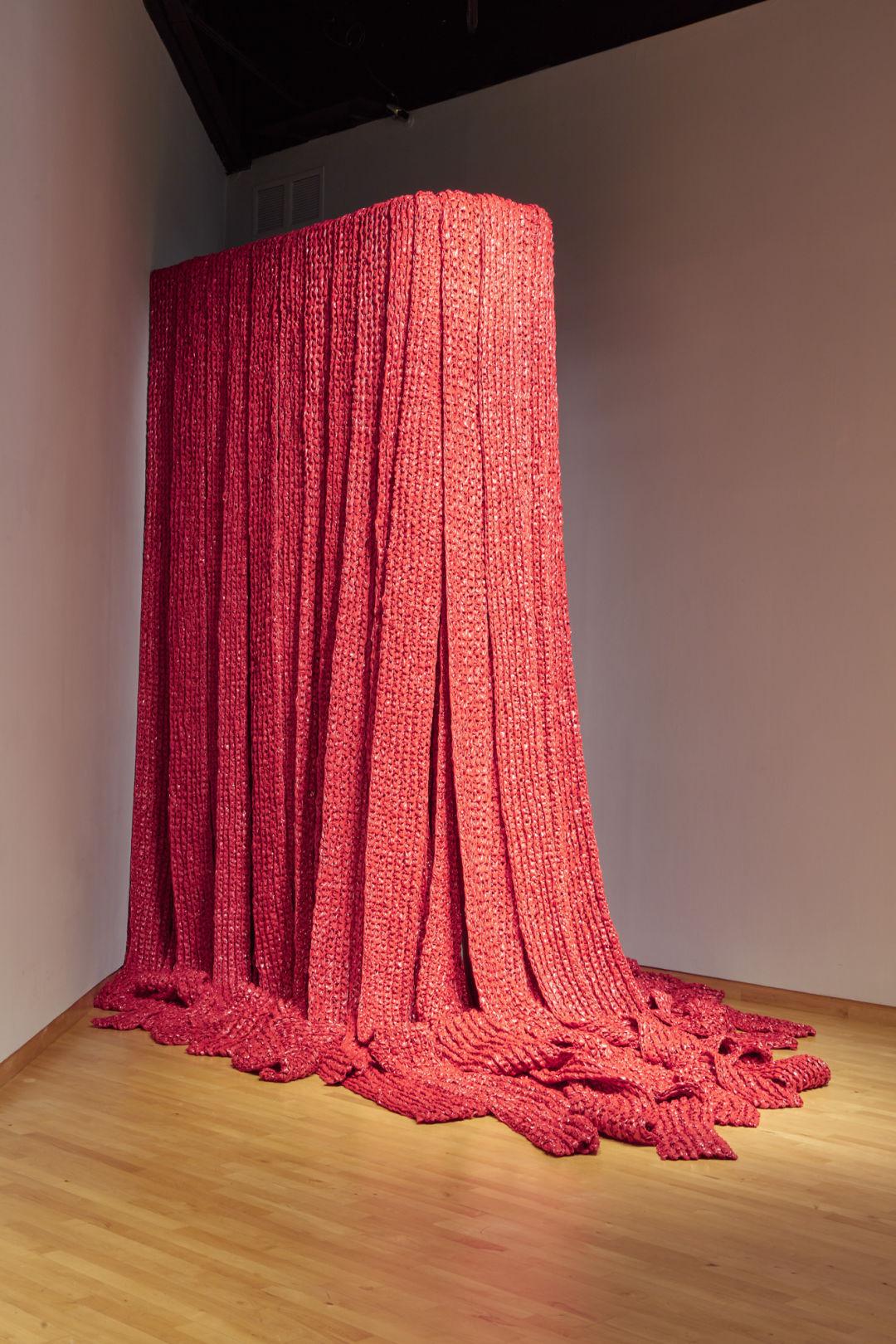 Red Falls by Akiko Kotani