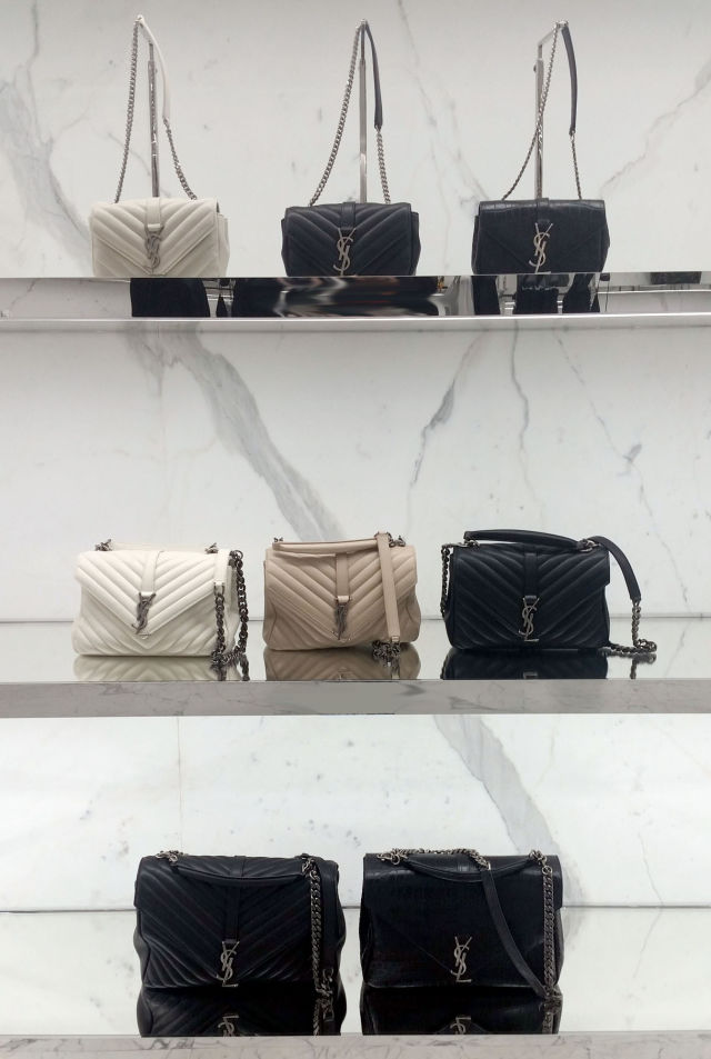 47fb1a642ff The New Saint Laurent Store Is Giving Us Sleek Marble Realness ...