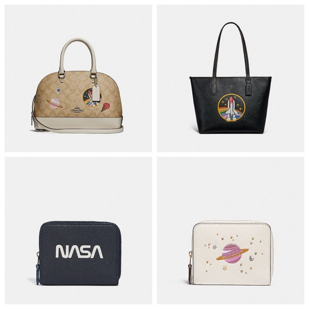 Coach and NASA Meet for a Stellar Collection  6e60ac726324f