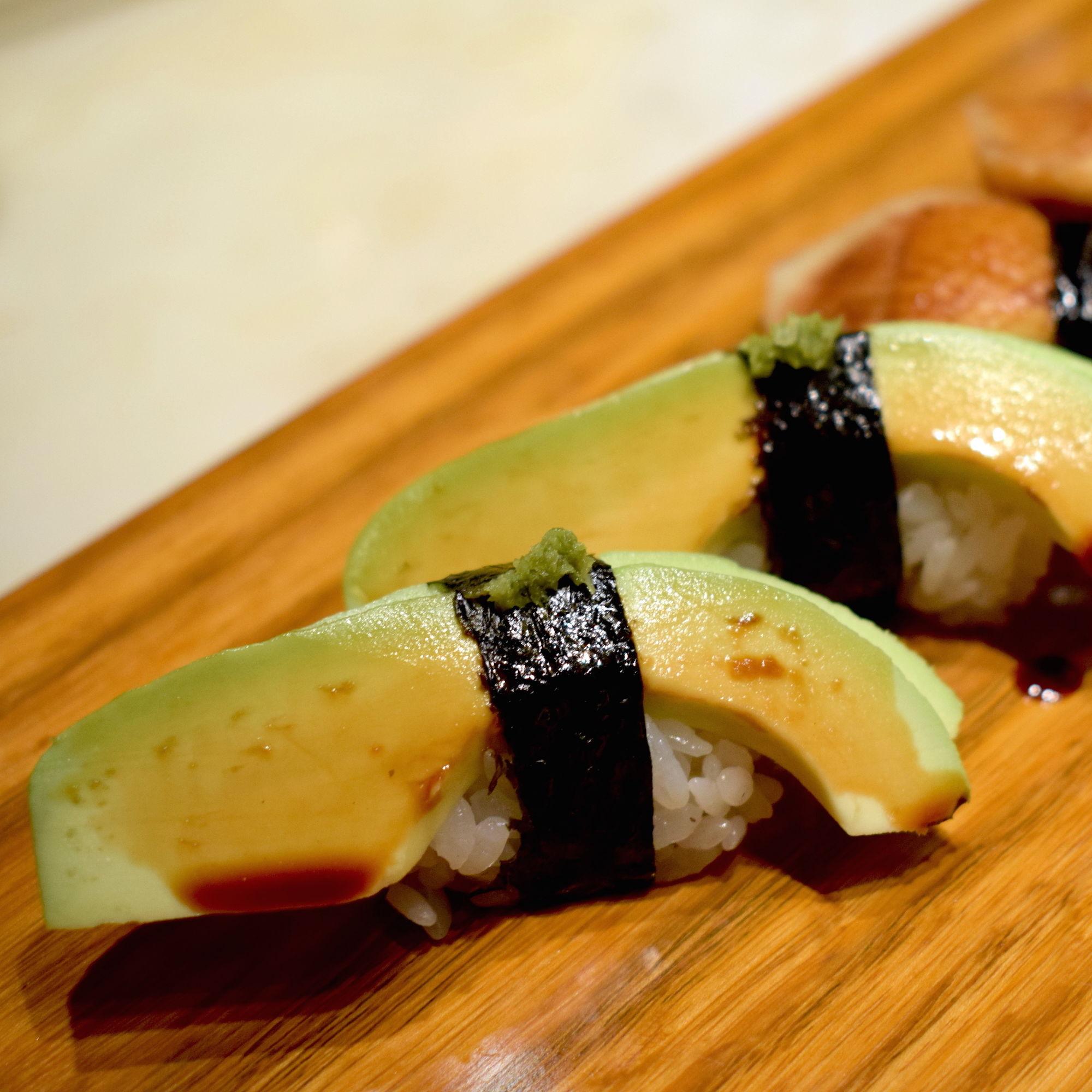 Uchi   avocado nigiri y7iegc