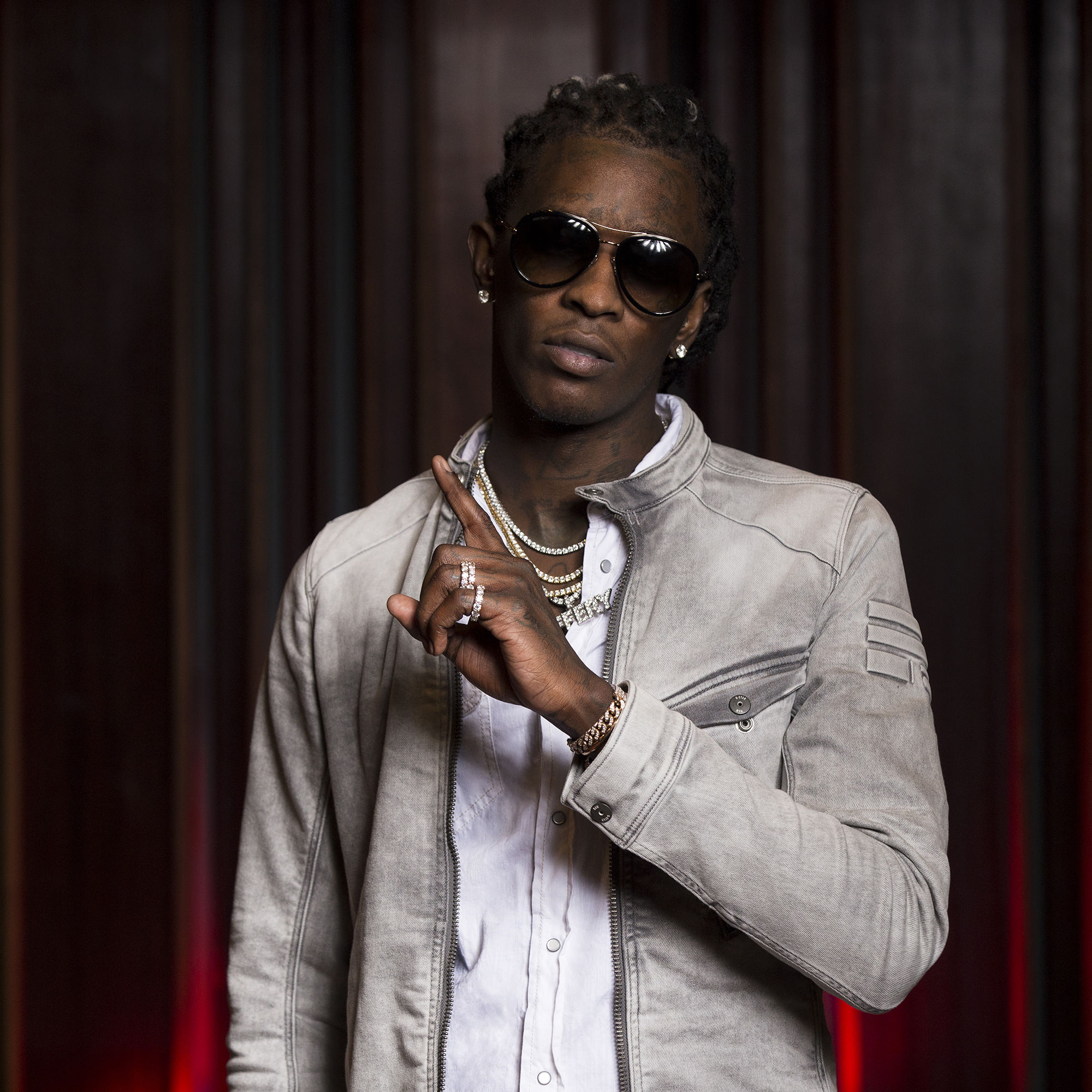 Young thug   press photo looking up smaller vsudda