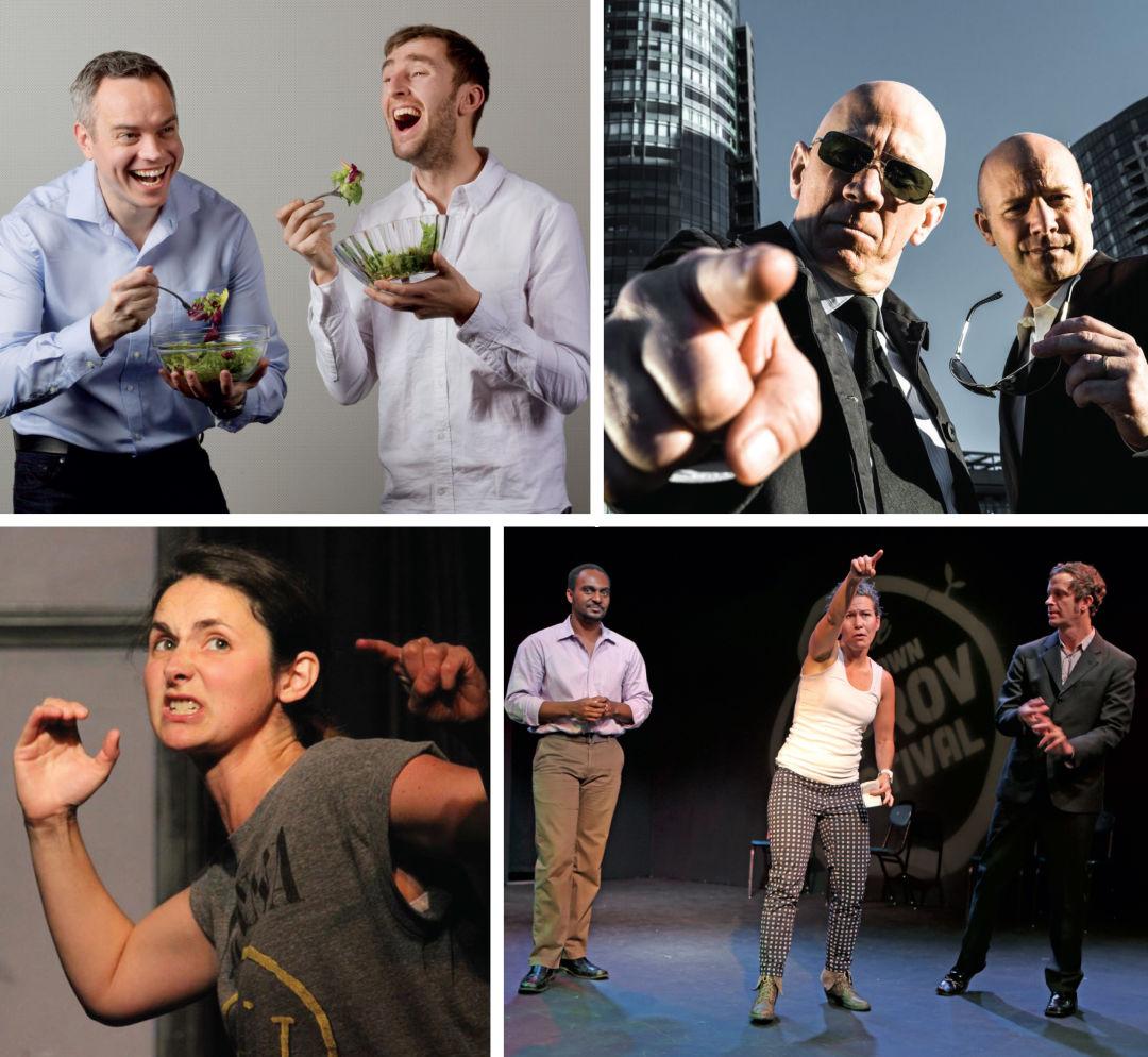 Improv festival powers up portland comedy comedy portland monthly