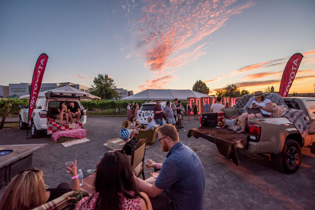 Summer Sizzles with the Toyota Tailgate Sweepstakes | Portland Monthly