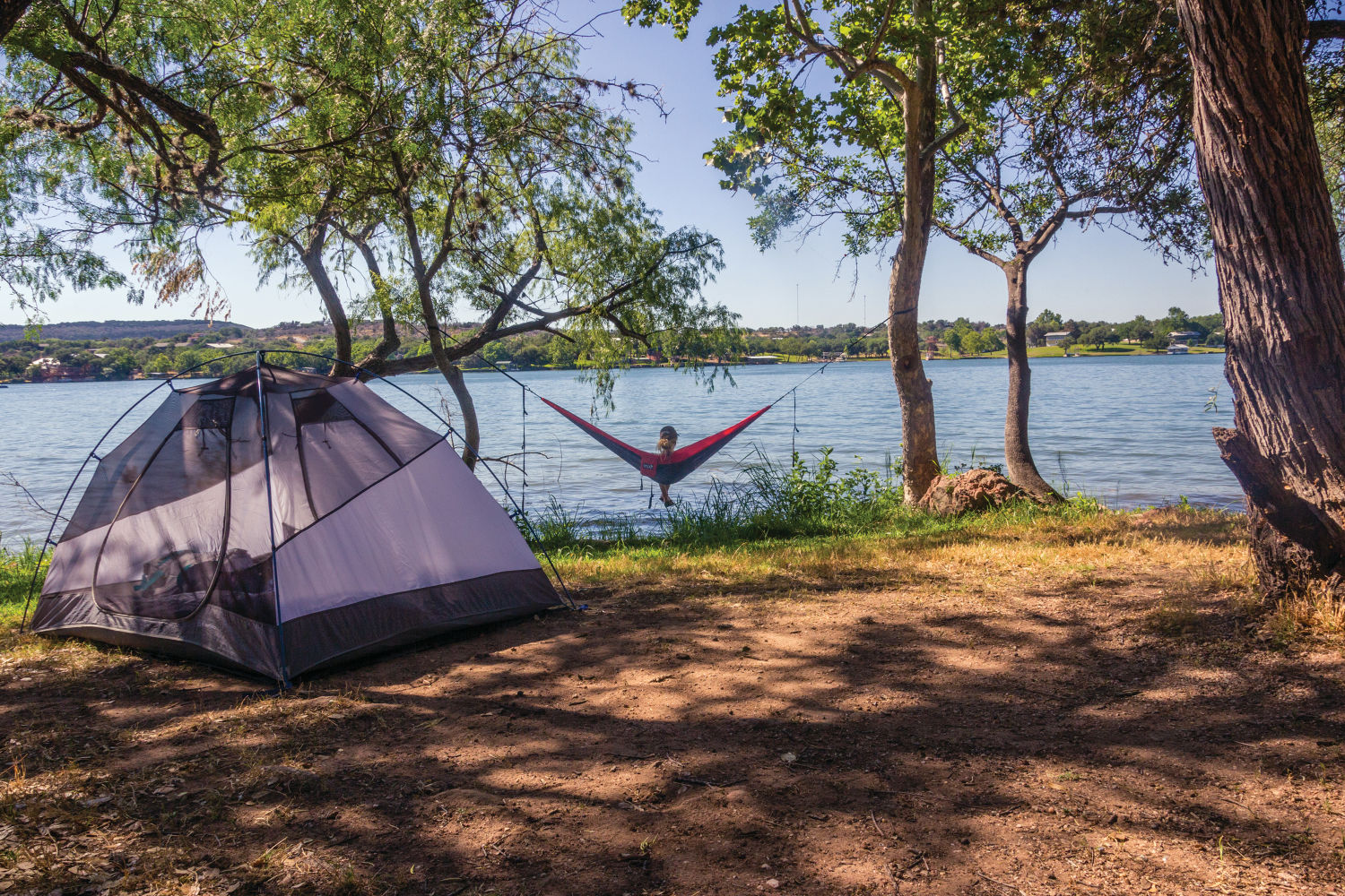 Glamp To Your Heart S Content At Lake Houston Wilderness