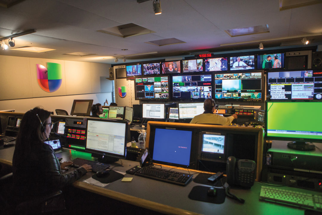 0417 news feature univision control room zbp1oz