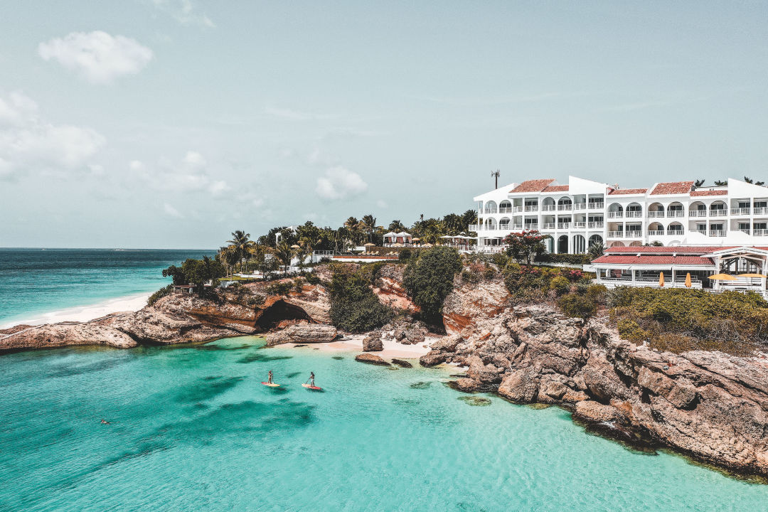 Vous ne voudrez plus jamais quitter cette île des Caraïbes à couper le souffle - Anguilla
