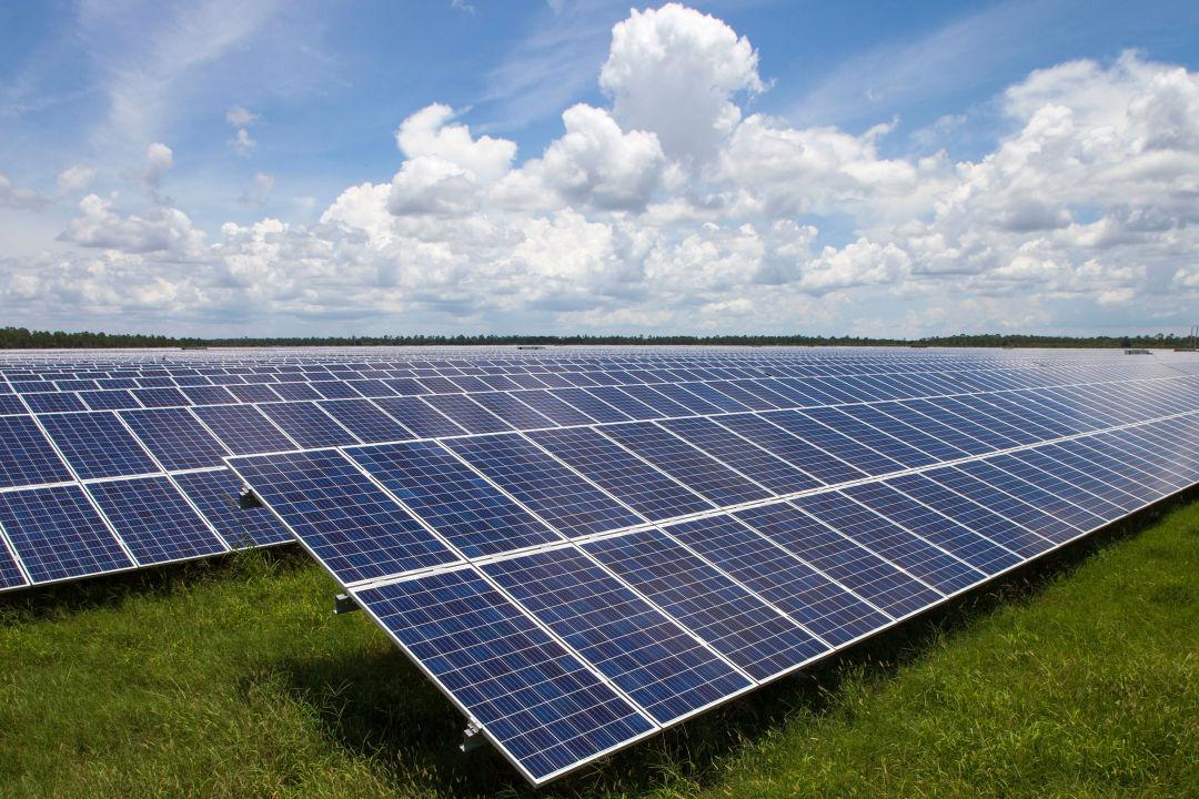 Babcock Ranch's solar energy center