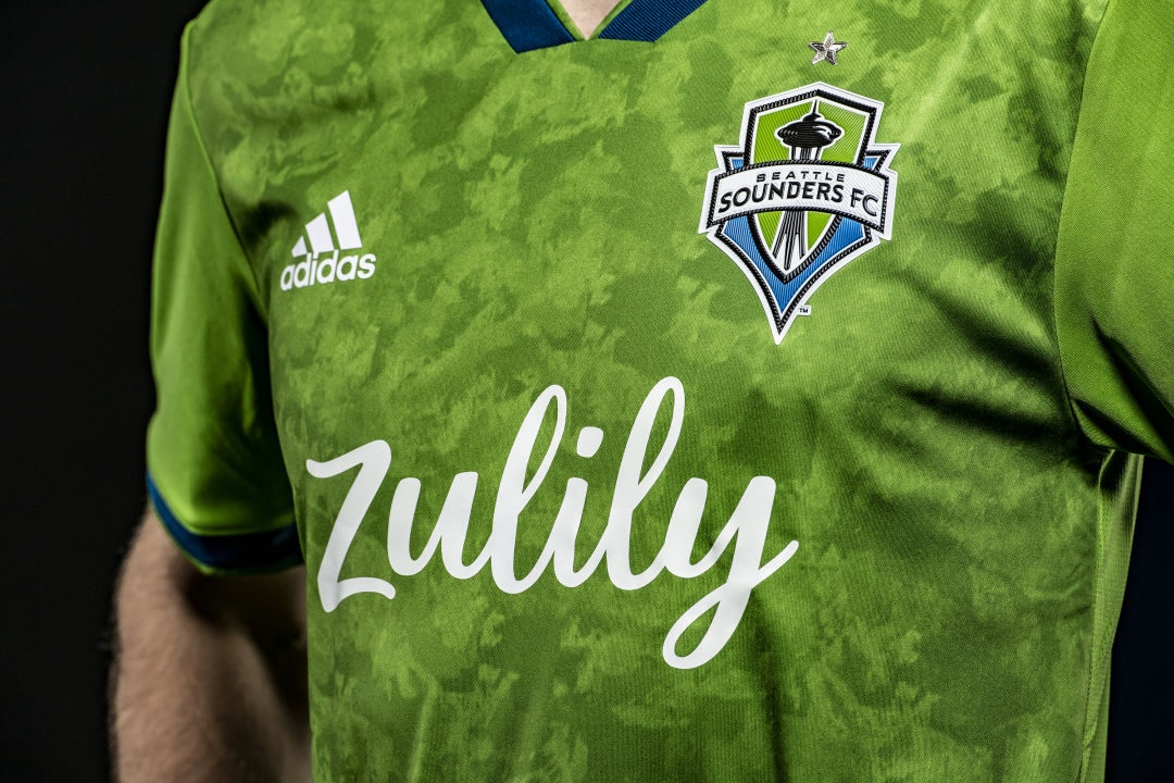 huge discount 20ecd e39b8 Seattle Sounders FC Has a Whole New Look—and Everyone's Mad ...