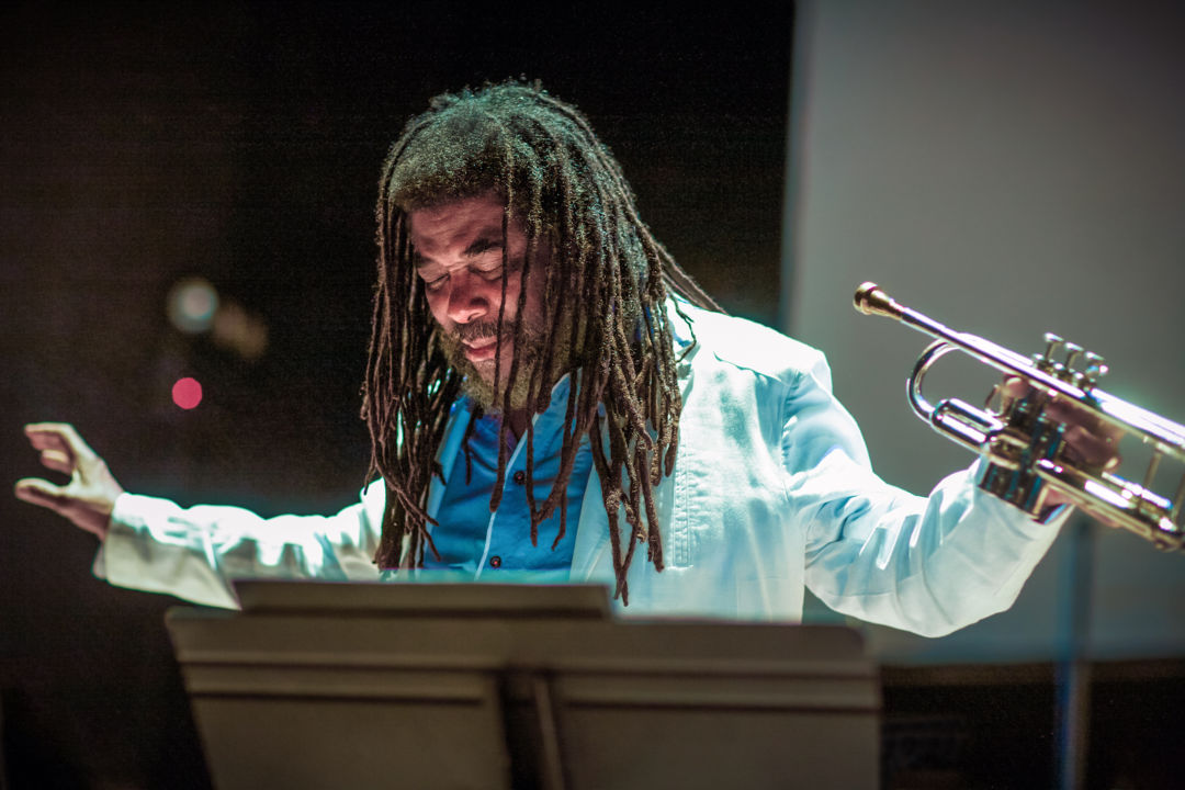 Wadada leo smith  photo by michael jackson37 8x10 udzz5o