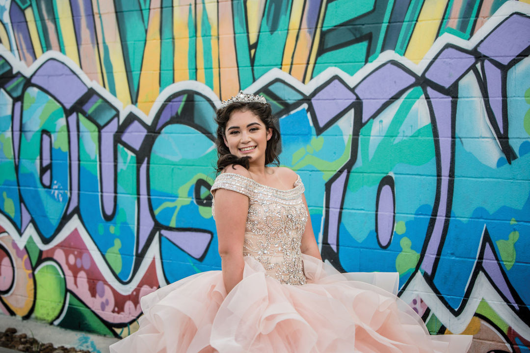"""6977d0a4a89 3 Questions for a Houston Girl After Her Quinceañera. """""""