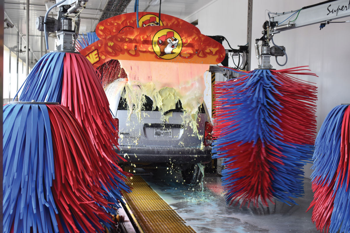 This buc ees in katy has the worlds longest trippiest car wash this buc ees in katy has the worlds longest trippiest car wash houstonia solutioingenieria Gallery