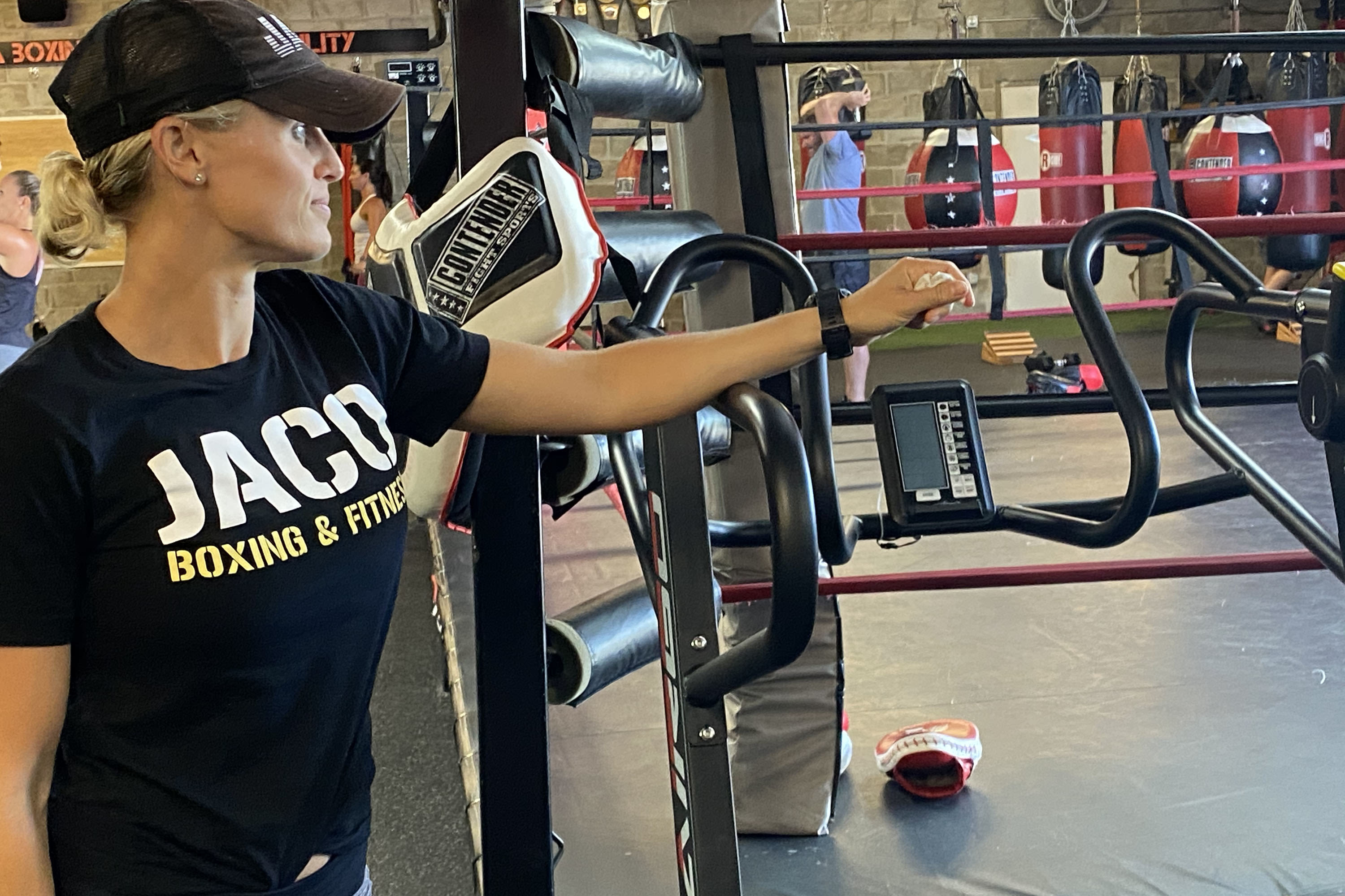 Photos Sarasota Gyms Reopen With New Covid 19 Guidelines In Place Sarasota Magazine