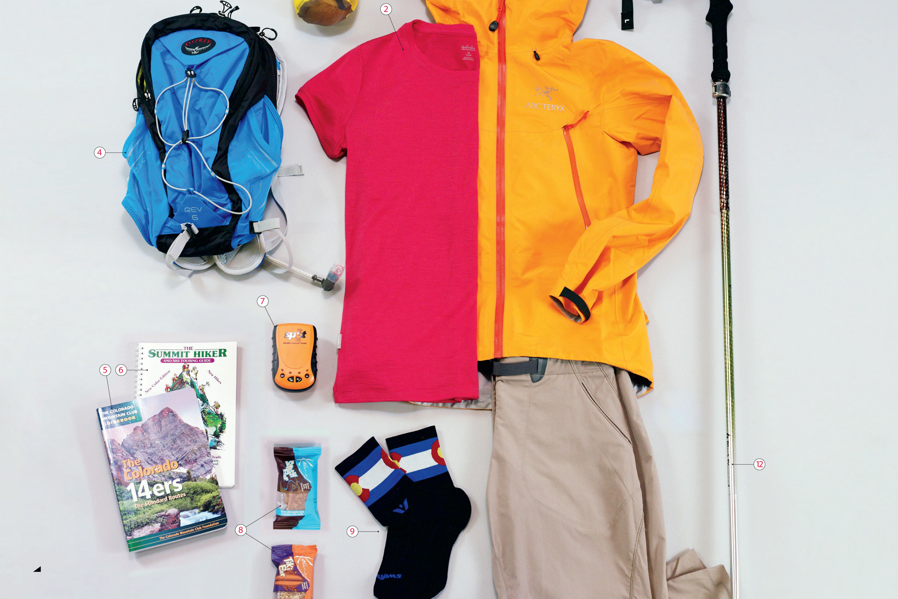 Cosu summer 2014 gear guide hike for her aswb7k