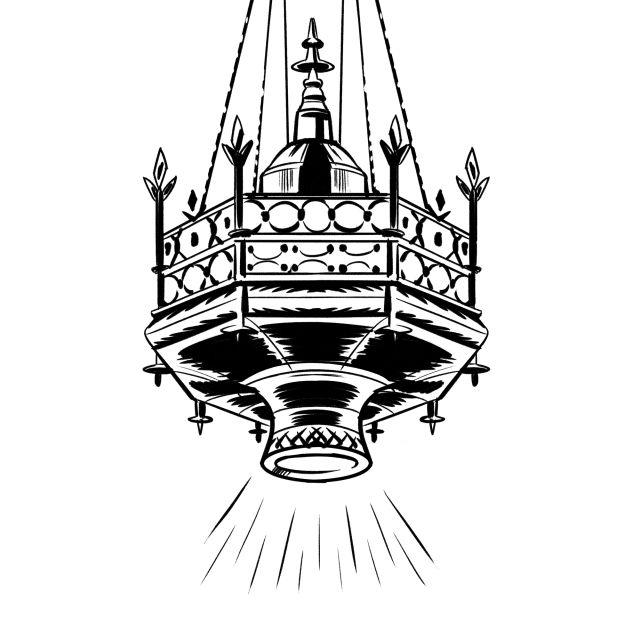 005 chandelier thsoam
