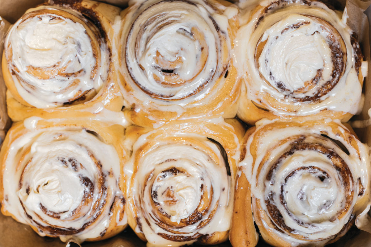 Scents from a Mall: The Sticky, Untold Story of Cinnabon