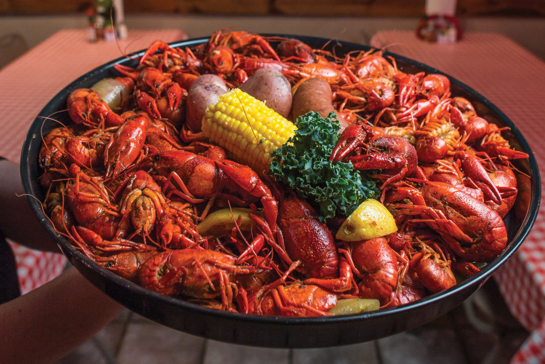 Houston Best Cajun Food