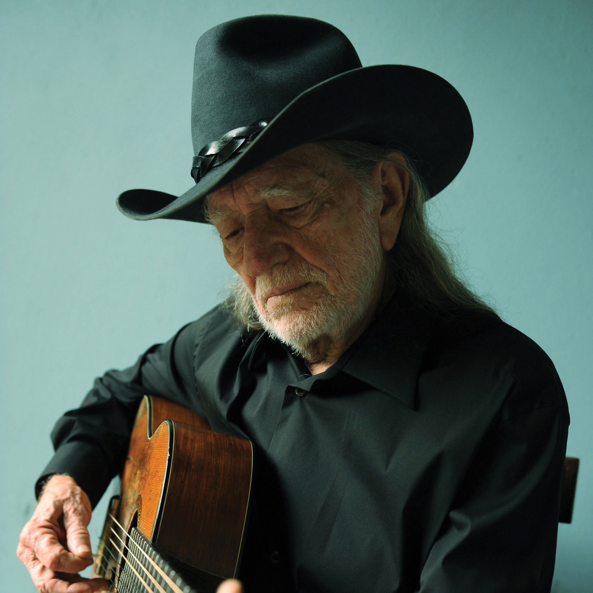 Willie nelson  2 by david mcclister 10.30.2012 shockink kczjgj