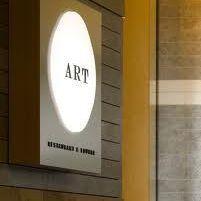 Art restaurant igknfv