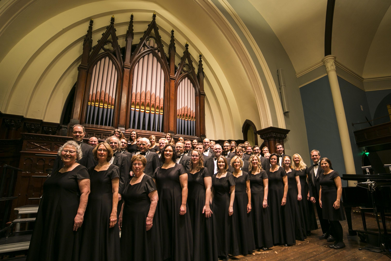 Choral arts ensemble of portland photo credit is josh sauby km5ete