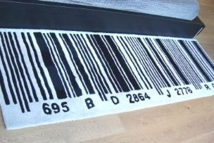 Barcode p9xxon