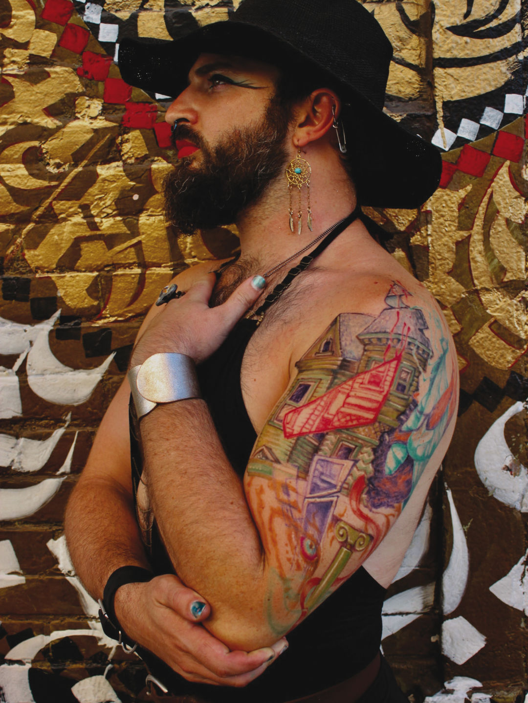 This Portland Tattoo Artist Specializes in Surprise Ink | Portland ...