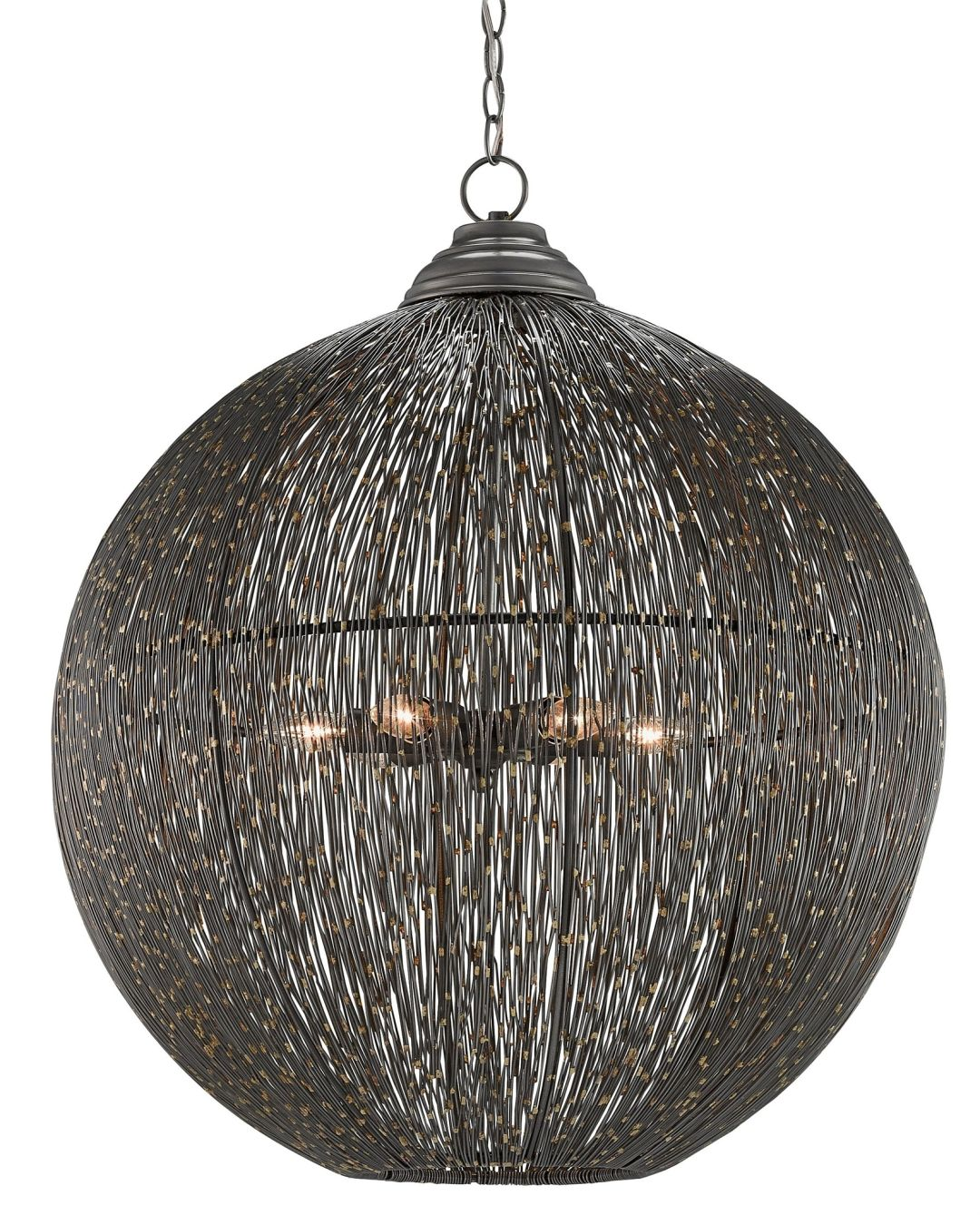Orb chandelier oon6ct