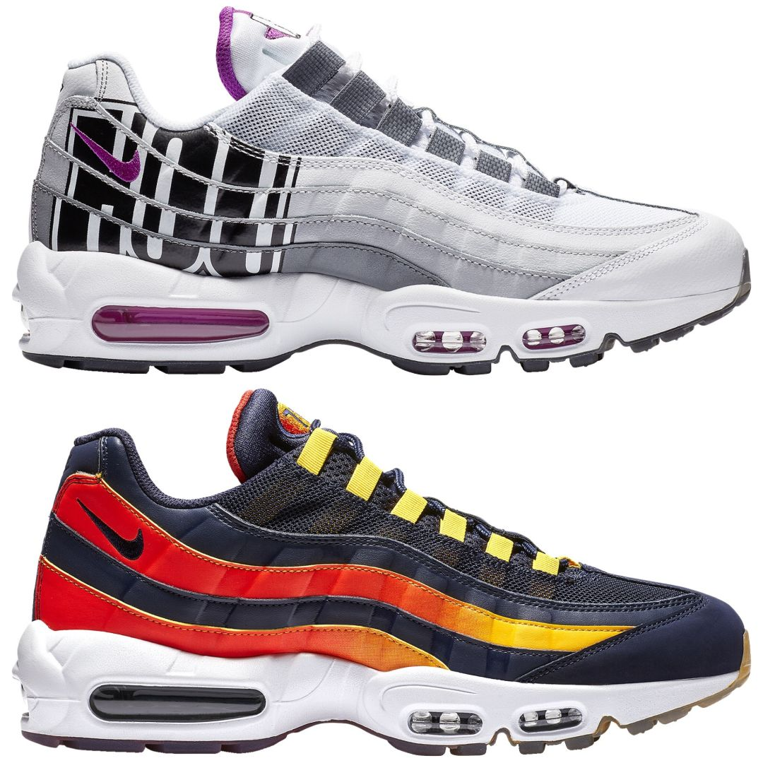 big sale 32020 fd76e Exclusive Air Max 95 Drops Celebrate Houston s Sneaker Culture. Foot Locker  and Nike ...