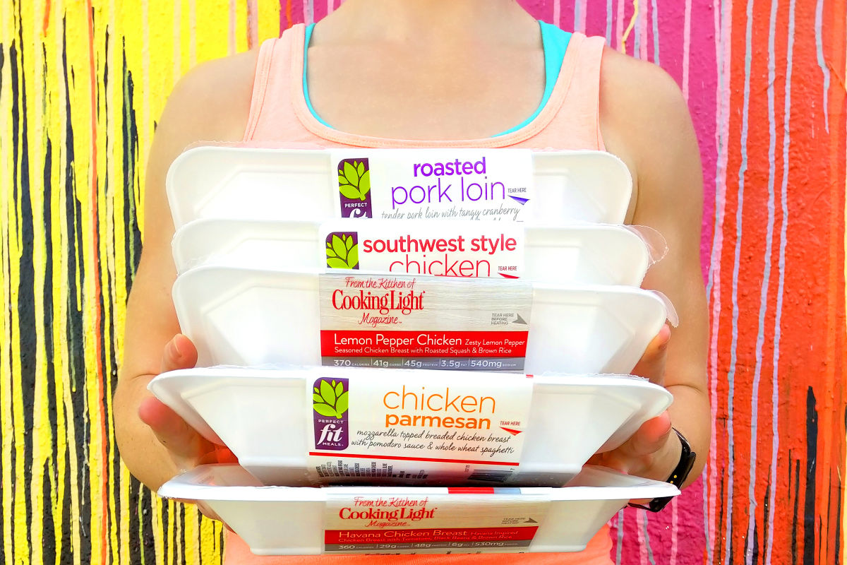 Locally-Based Perfect Fit Meals Offers Options for On-the