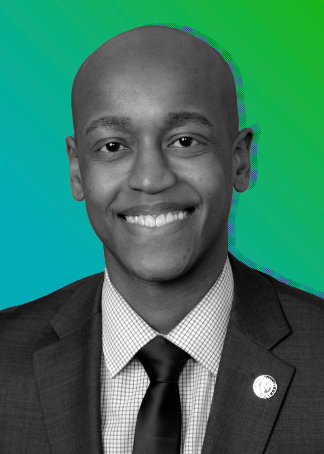 King County council member Girmay Zahilay