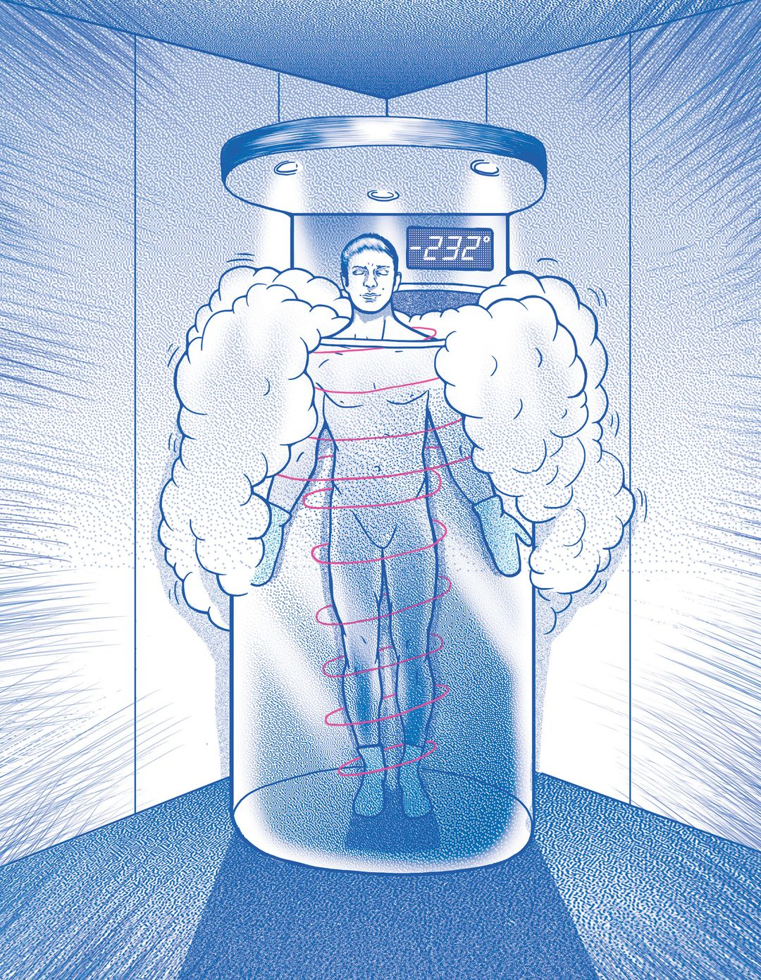 We Tried It: Whole-Body Cryotherapy | Sarasota Magazine