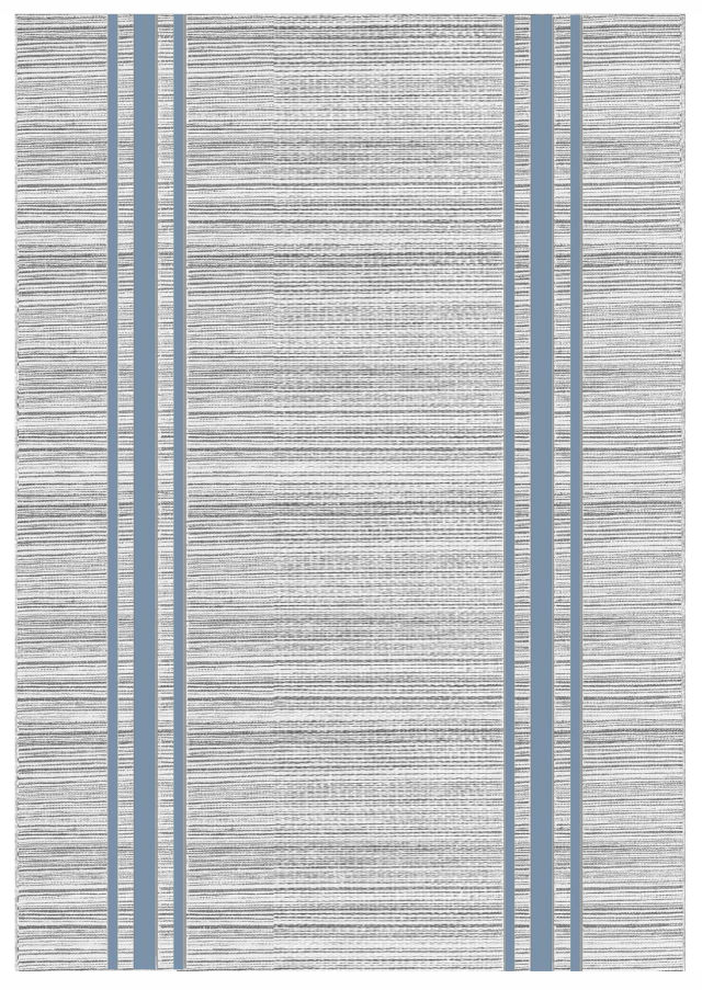 Monogram inspired striped rug by cedar hill farmhouse 768x947 oso8sc