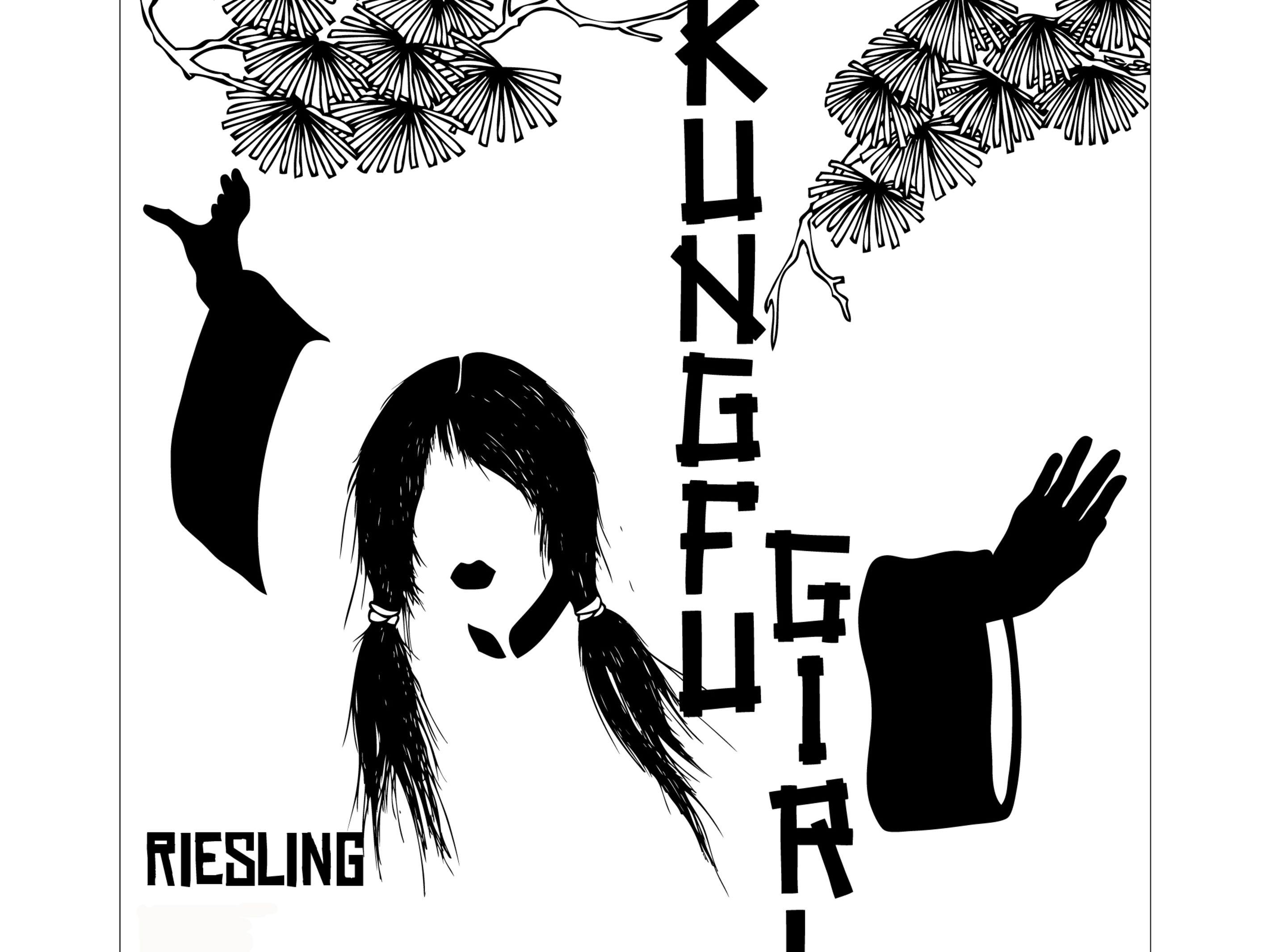 Kung fu girl riesling ezaccd