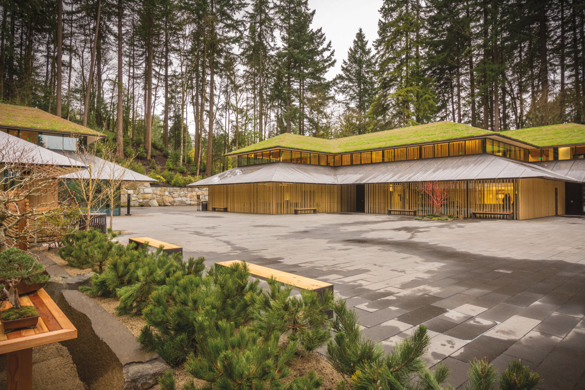 The Portland Japanese Garden Gets a Gorgeous Upgrade | Portland Monthly