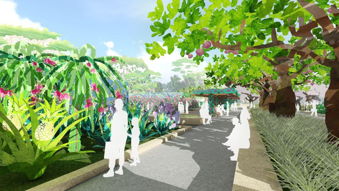 Edible Garden O6fmwc