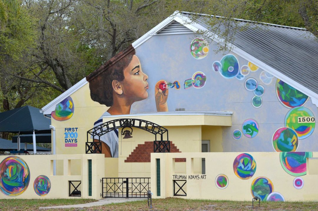 Bubbles by Truman Adams