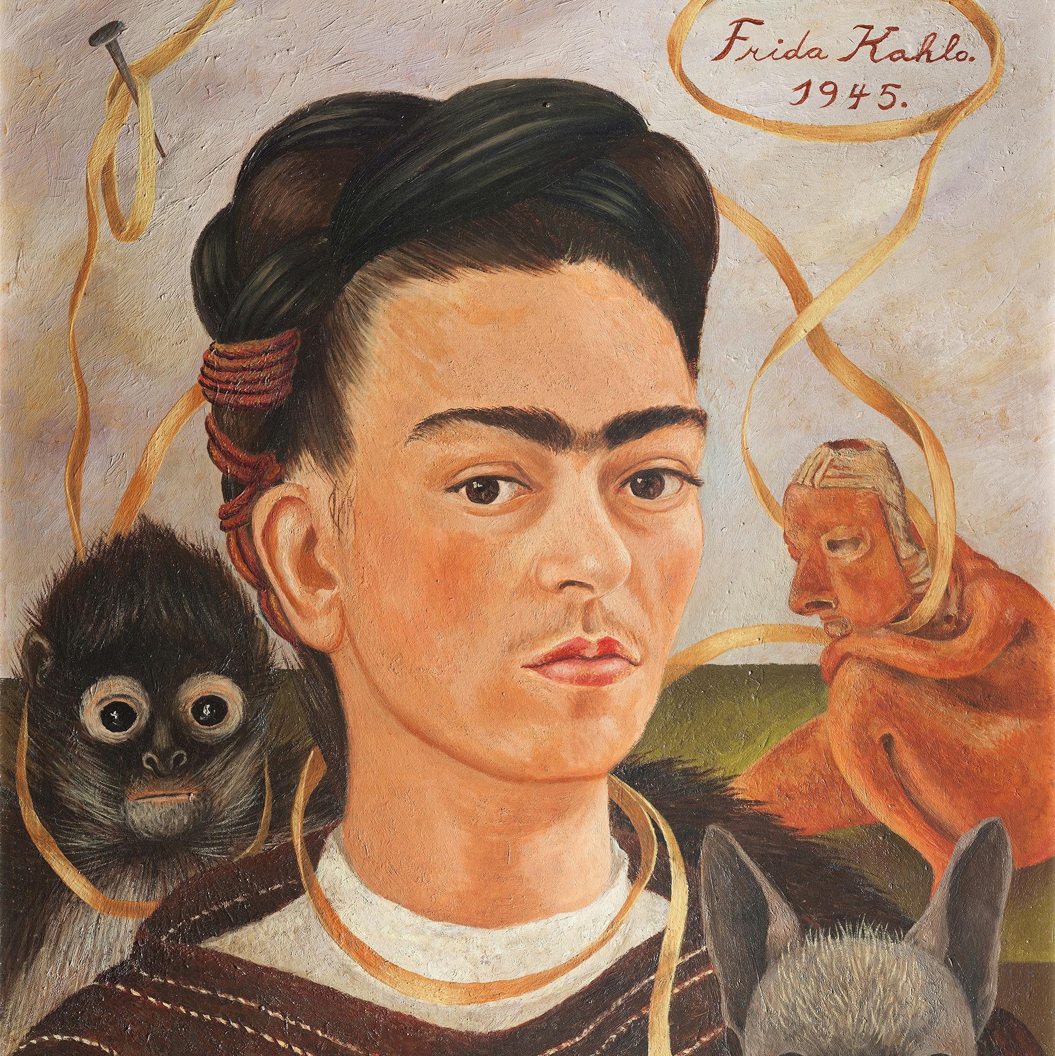 Frida kahlo at the dali wl8mtv