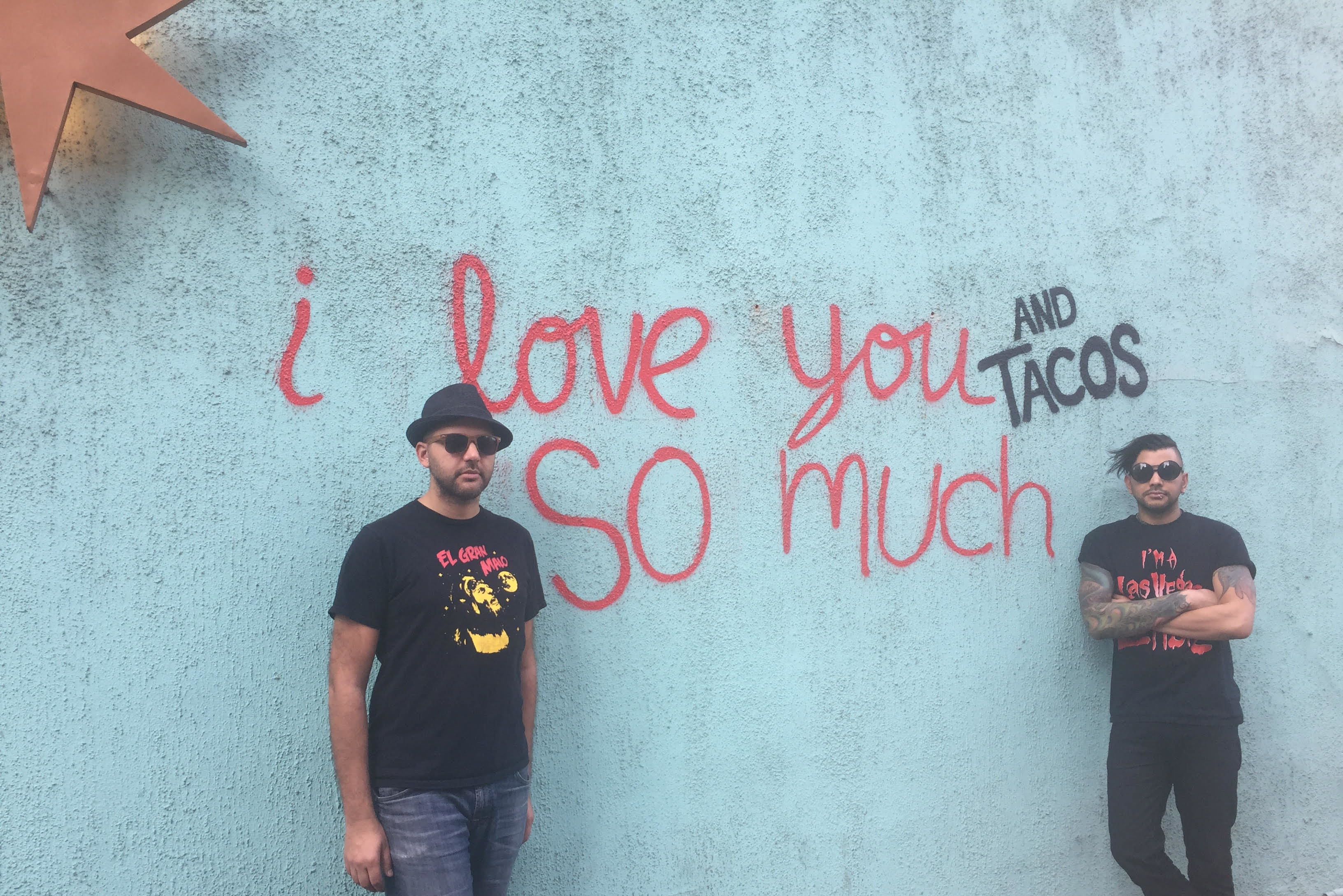 Taco graffiti zafopx