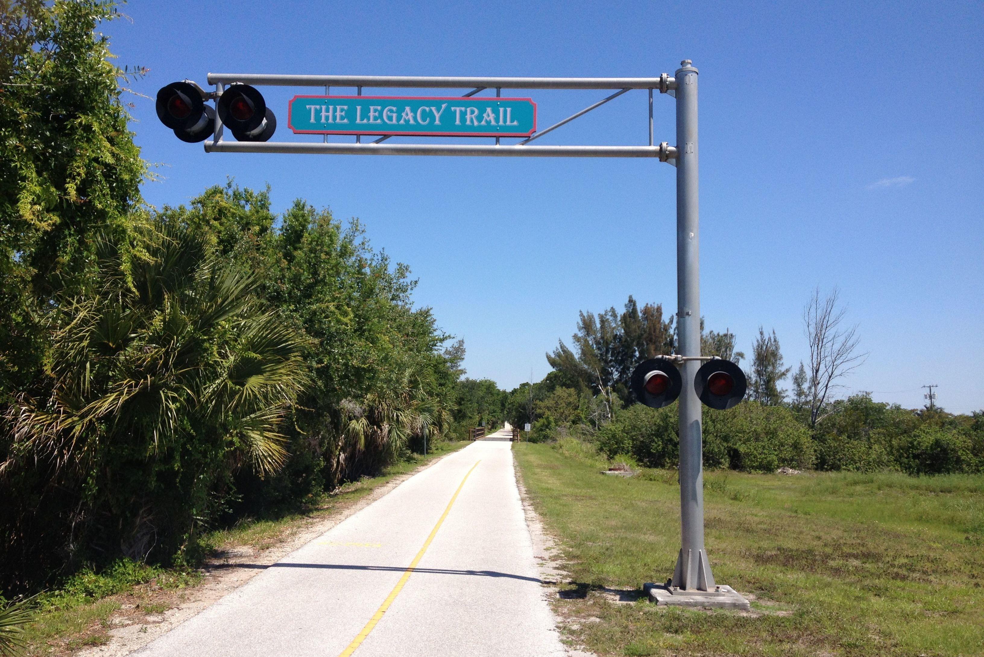 The legacy trail cp5yn4