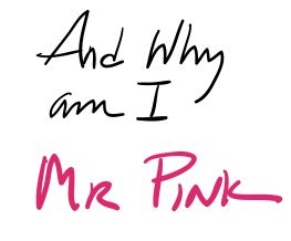 Mr pink rose bpzqpt