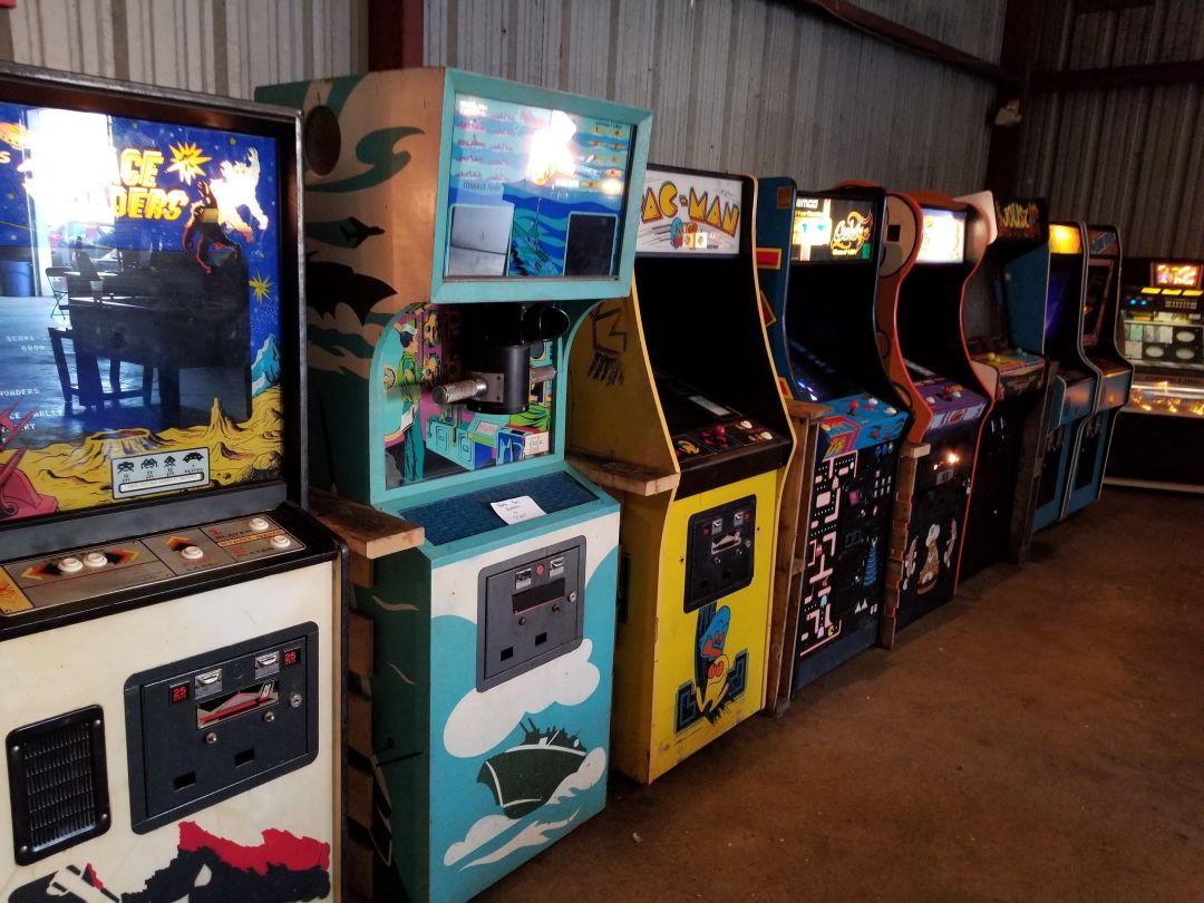 Arcade ktkjjv