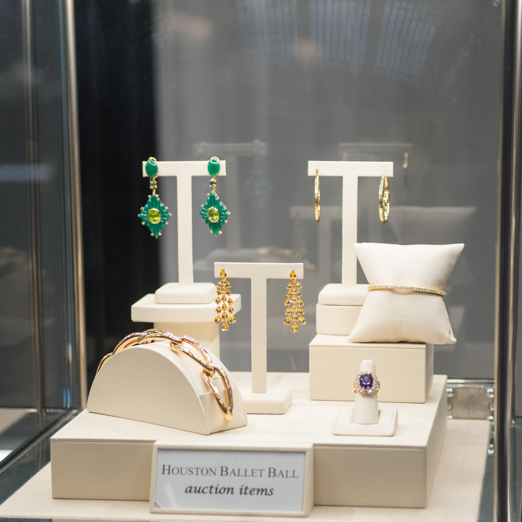 Tenenbaum jewelry for ball auction ogu5ut