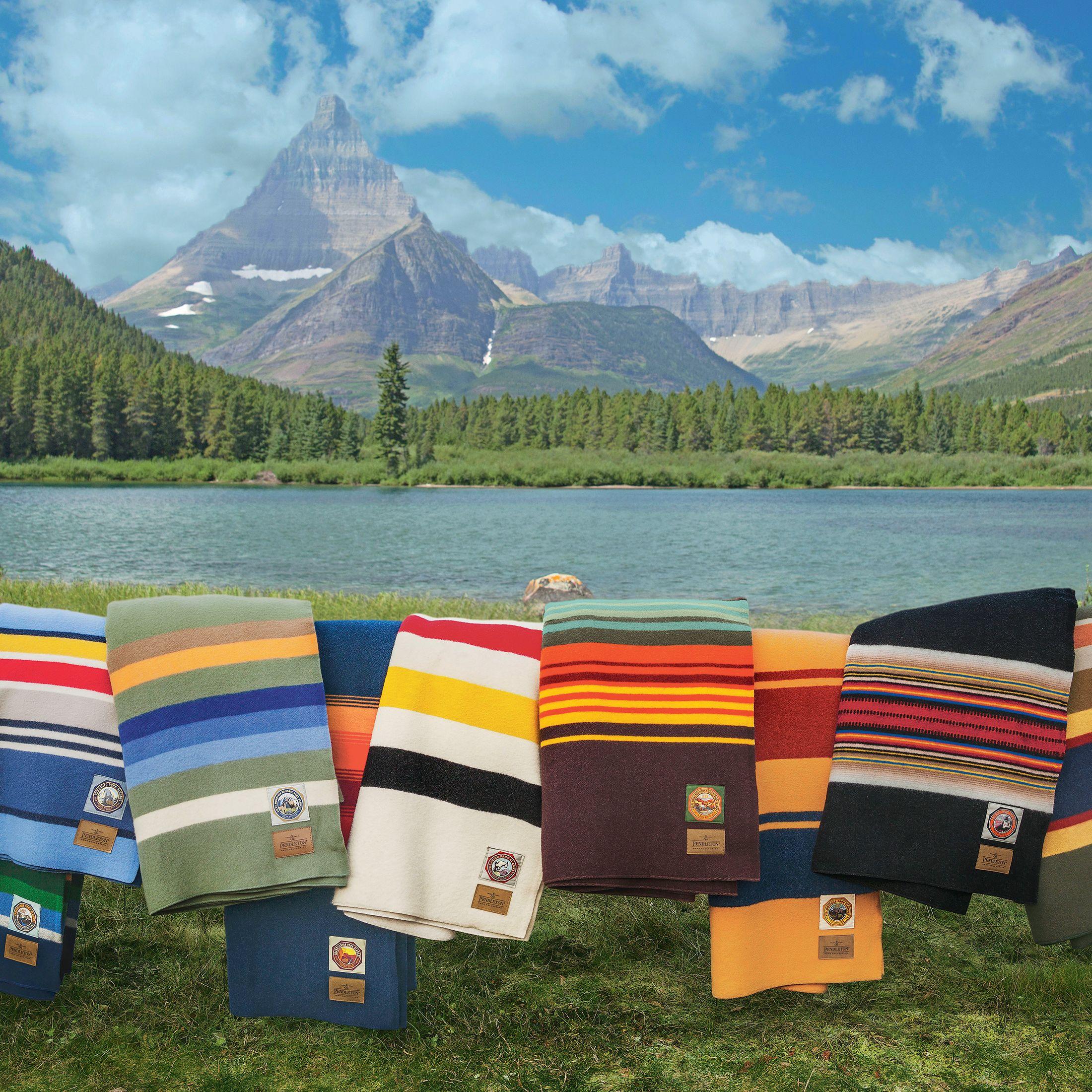National park blankets voplm8
