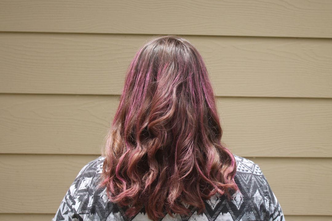 I Tried It: Temporary Hair Dye | Houstonia